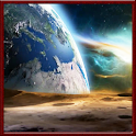 Earth From The Moon HD icon