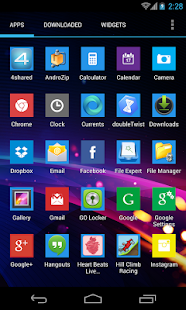 WP8 Theme - screenshot thumbnail