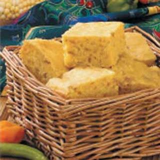 Southwestern Corn Bread.