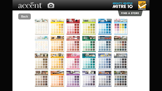 Mitre 10 Virtual Wall Painter- screenshot thumbnail