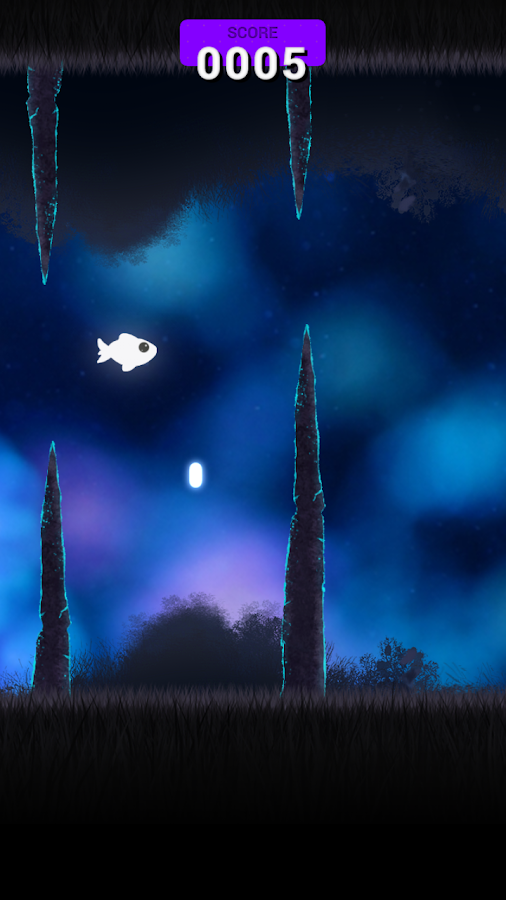 Swim Little Fish- screenshot