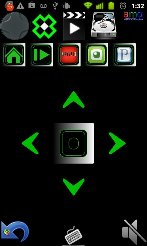 a Boxee Remote Pro- screenshot