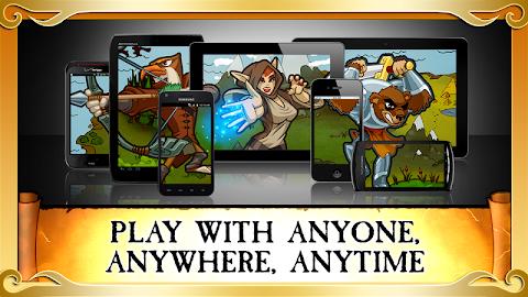 Pocket Legends Screenshot 17
