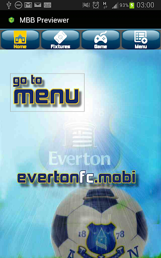 Everton FC Mobi