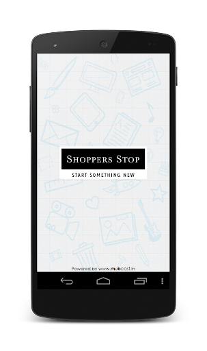 Shoppers Stop Mobcast