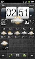Screenshot of Weather Services PRO