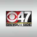 KGPE – CBS47 Mobile News logo