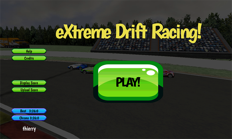 eXtreme Drift Racing - screenshot
