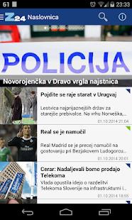 Zurnal24 - screenshot thumbnail