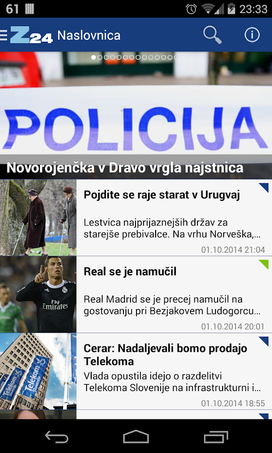 Zurnal24- screenshot