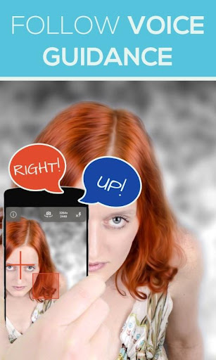 Back Camera Selfie-Voice Guide