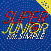 Super Junior <Mr. Simple> Lite