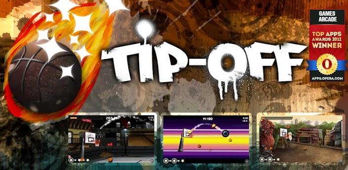 Tip-Off Basketball - Бросайте мяч в корзину