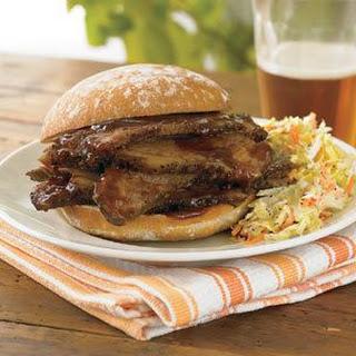 Beef Brisket Sandwich Recipes.