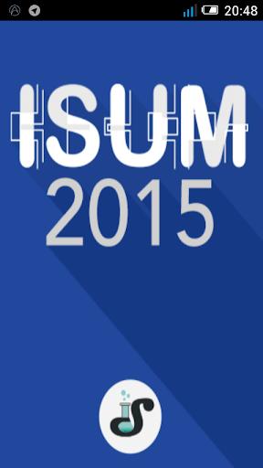 ISUM 2015
