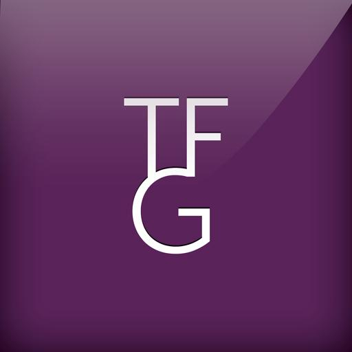 TFG App LOGO-APP點子