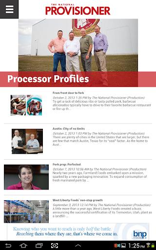 【免費新聞App】Provisioner Mobile-APP點子