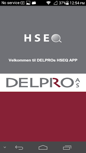 Delpro HSEQ
