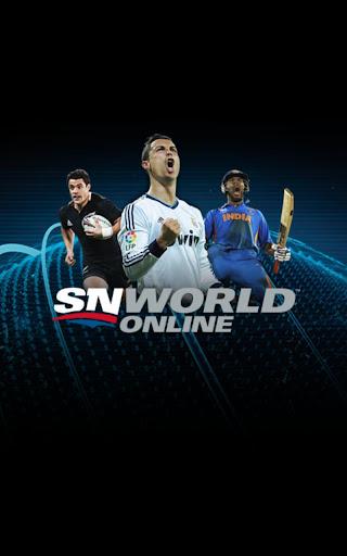 Sportsnet World Online