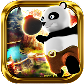 Hero Panda Bomber: 3D Fun