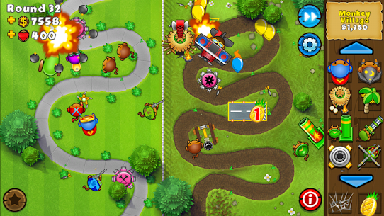 Bloons TD 5 MOD (Unlimited Money) 9