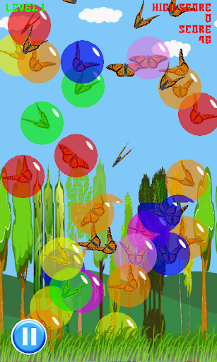 Bubble Butterflies