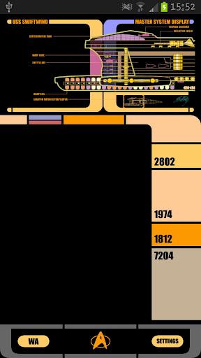 Go Trek Animated Widgets
