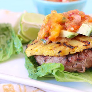 Hawaiian Turkey Burgers