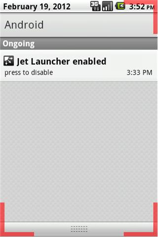 Jet Launcher - screenshot