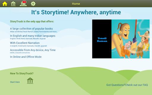 StoryTruck Kids Storybooks