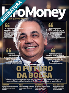 Revista Infomoney- screenshot thumbnail
