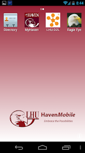 HavenMobile- screenshot thumbnail