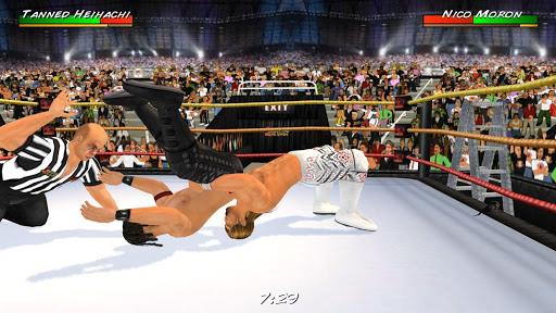 Wrestling Revolution 3D 1.640 gameplay | by HackJr.Pw 10