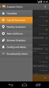 Scanner Radio - screenshot thumbnail