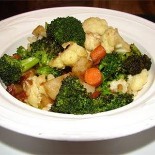 Baked Vegetables I.