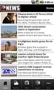 7 News – Lawton, OK - screenshot thumbnail