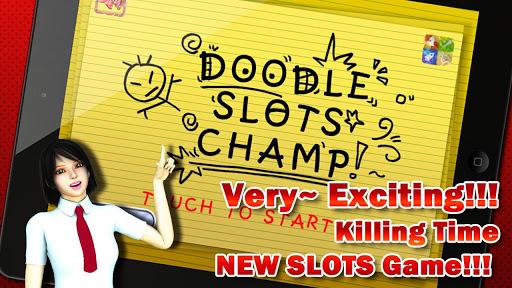 Doodle Slots Champ Pro