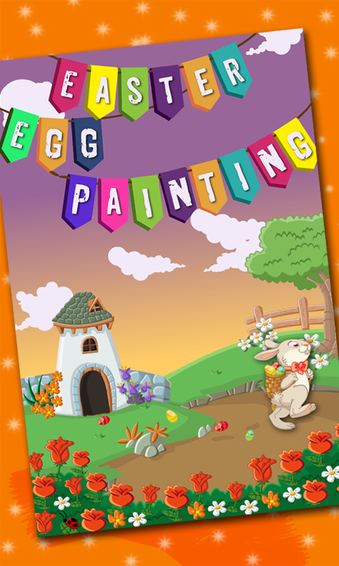 Easter egg painting kids game android apps on google play for Painting games com