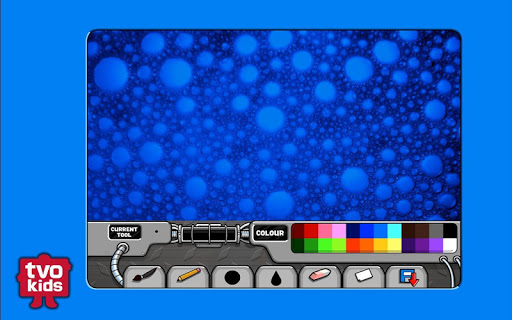 TVOKids Artbot Lite