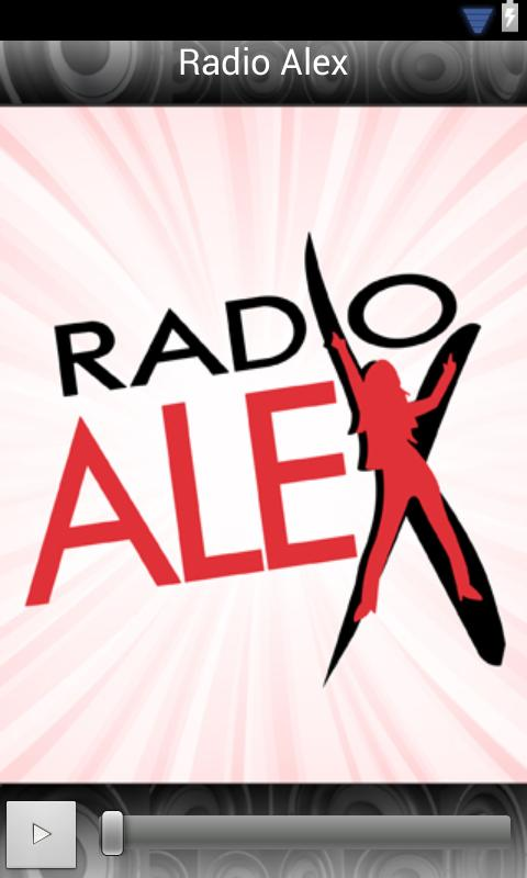 Radio Alex- screenshot