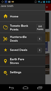 Get Deals from Earth Fare - screenshot thumbnail