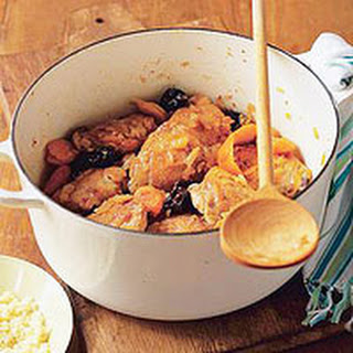 Chicken Stew with Apricots.