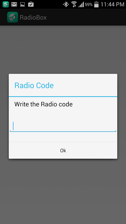 RadioBox HD- screenshot