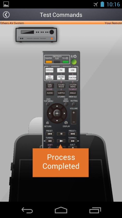 Zmart Remote- screenshot