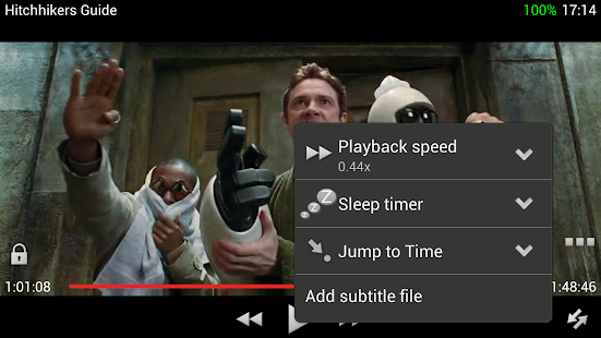Pixi Media Player - screenshot thumbnail