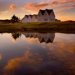 Straumur í Straumsvík by Anna Guðmundsdóttir - Buildings & Architecture Homes ( iceland, straumsvík, ísland, straumur,  )