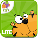 Kids Block Puzzle Game Lite logo
