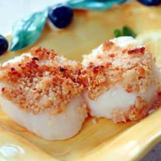 Crumbed Scallops Recipes.