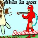 Doodieman Voodoo logo