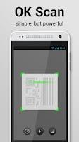 Screenshot of OK Scan(QR&Barcode)